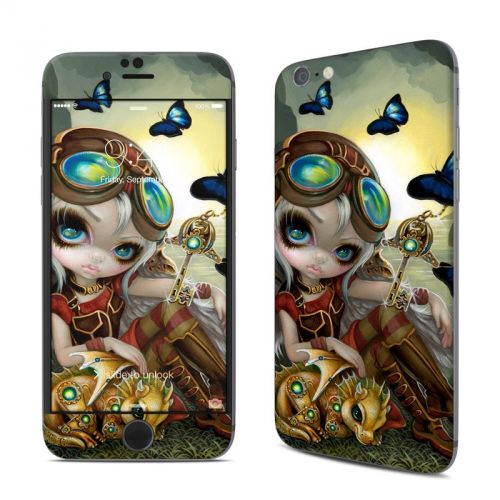 Clockwork Dragonling iPhone 6s Skin