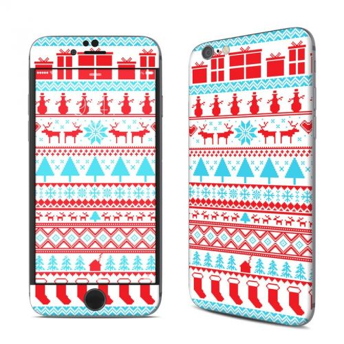 Comfy Christmas iPhone 6s Skin