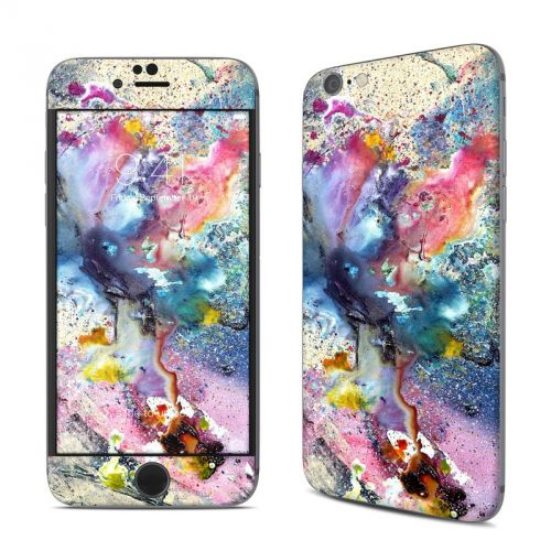 Cosmic Flower iPhone 6s Skin