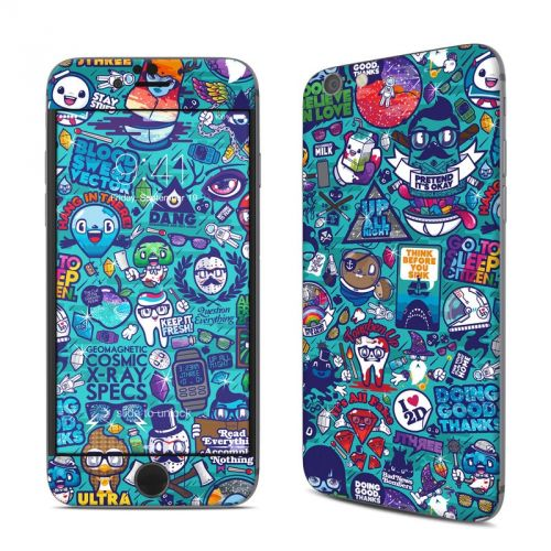 Cosmic Ray iPhone 6s Skin