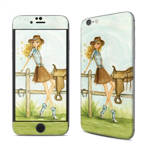 Cowgirl Glam iPhone 6s Skin