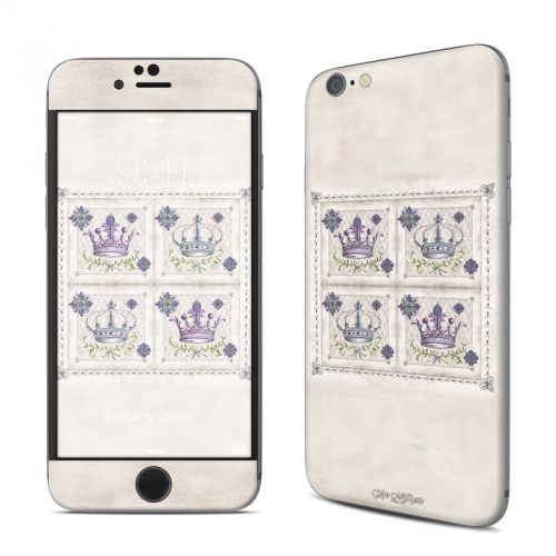 Purple Crown iPhone 6s Skin