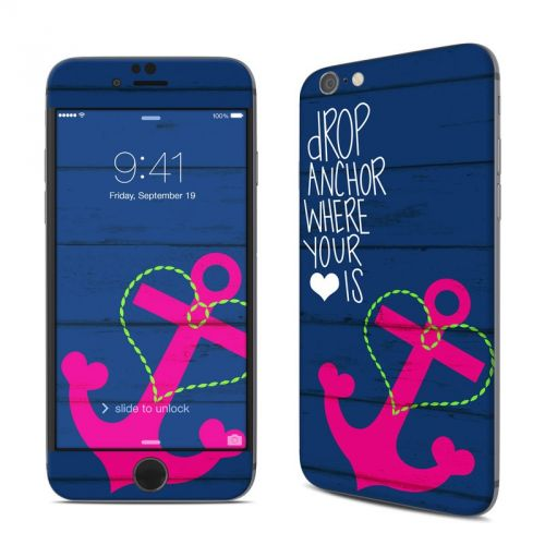 Drop Anchor iPhone 6s Skin