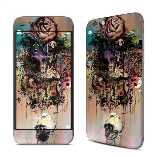 Doom and Bloom iPhone 6s Skin