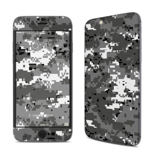 Digital Urban Camo iPhone 6s Skin
