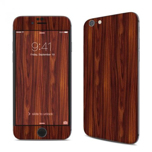 Dark Rosewood iPhone 6s Skin