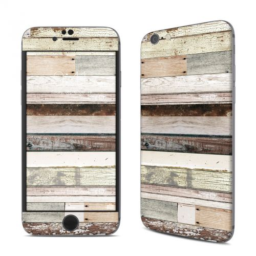 Eclectic Wood iPhone 6s Skin