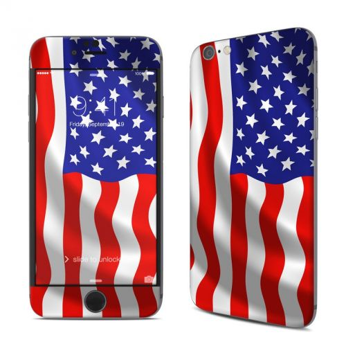USA Flag iPhone 6s Skin