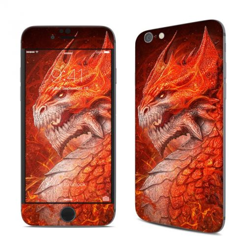 Flame Dragon iPhone 6s Skin