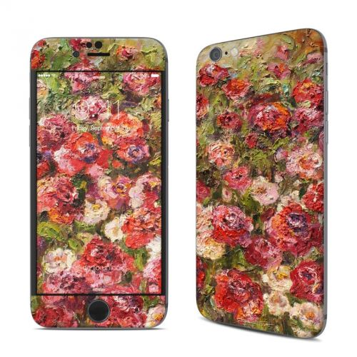Fleurs Sauvages iPhone 6s Skin