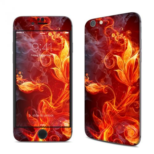 Flower Of Fire iPhone 6s Skin