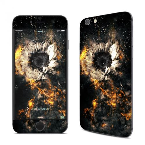 Flower Fury iPhone 6s Skin