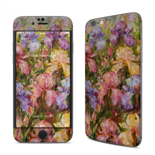 Field Of Irises iPhone 6s Skin