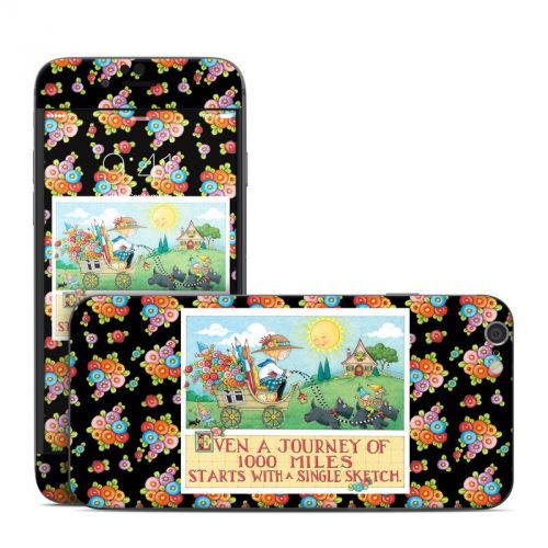 Forty Year Journey iPhone 6s Skin