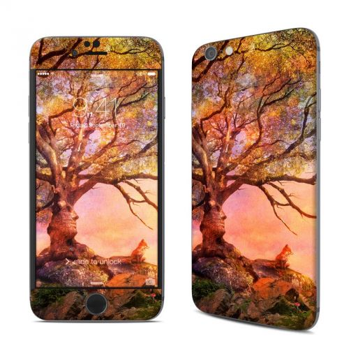 Fox Sunset iPhone 6s Skin
