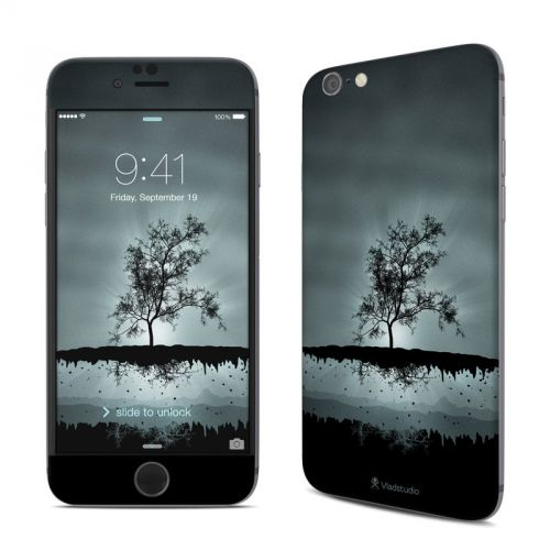 Flying Tree Black iPhone 6s Skin