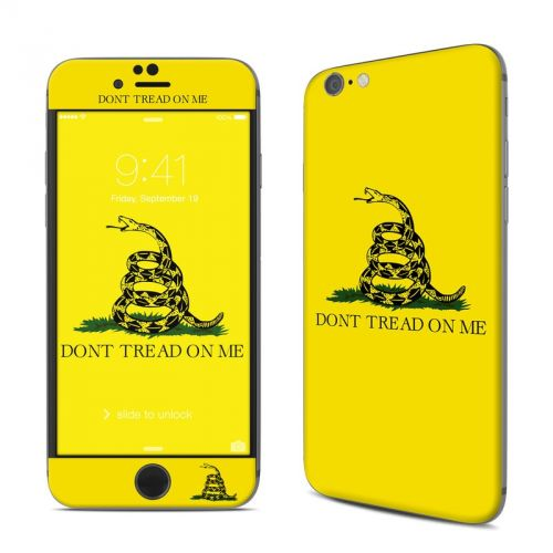 Gadsden Flag iPhone 6s Skin