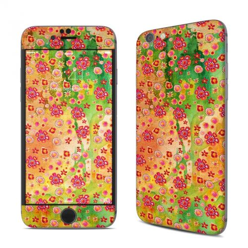Garden Flowers iPhone 6s Skin
