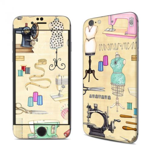 Haberdashery iPhone 6s Skin