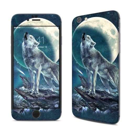 Howling Moon Soloist iPhone 6s Skin
