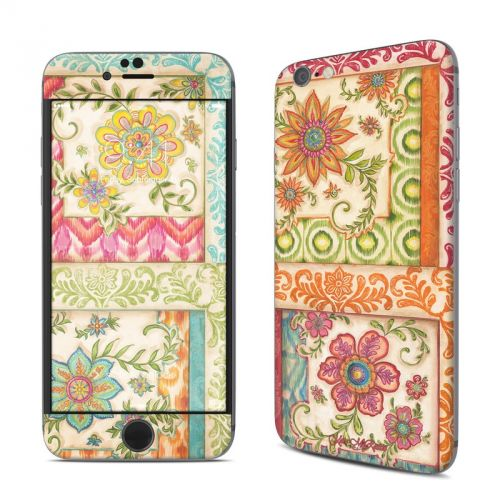 Ikat Floral iPhone 6s Skin