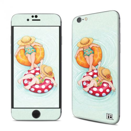 Inner Tube Girls iPhone 6s Skin