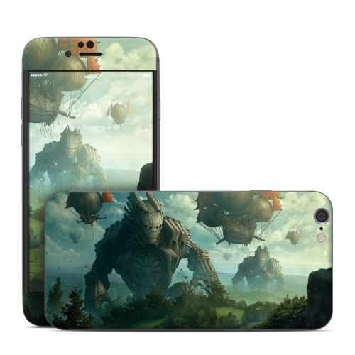 Invasion iPhone 6s Skin