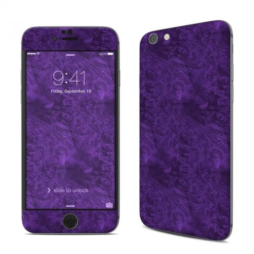 Purple Lacquer iPhone 6s Skin