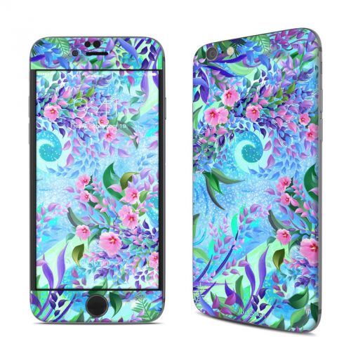 Lavender Flowers iPhone 6s Skin