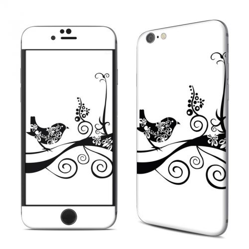 Little Curly iPhone 6s Skin