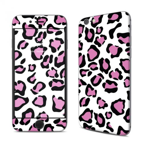 Leopard Love iPhone 6s Skin