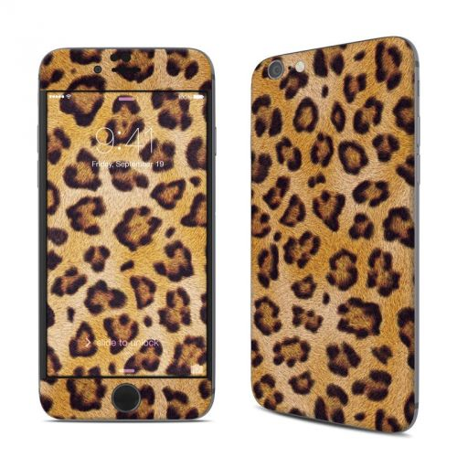 Leopard Spots iPhone 6s Skin