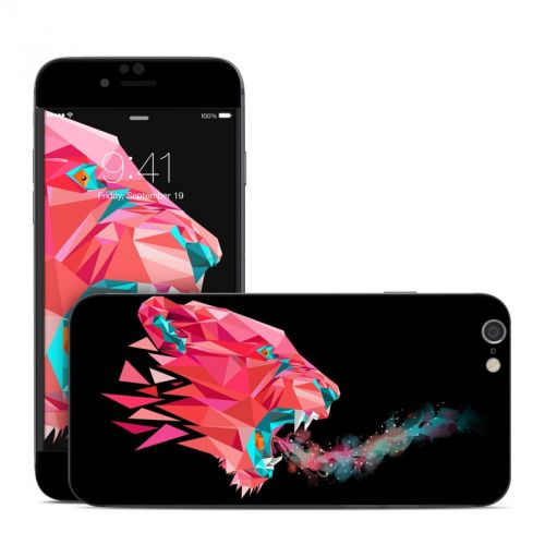 Lions Hate Kale iPhone 6s Skin