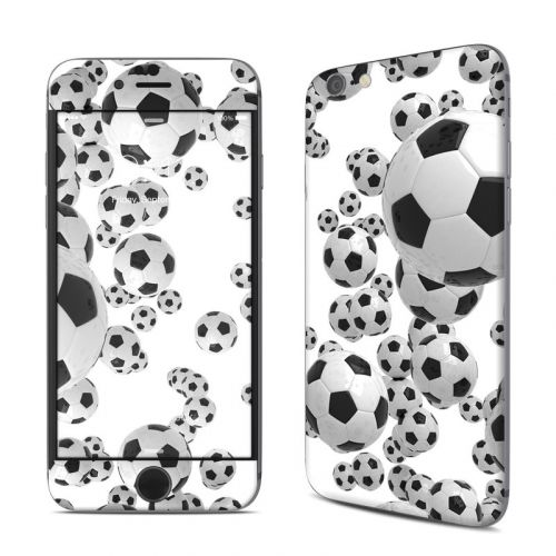 Lots of Soccer Balls iPhone 6s Skin