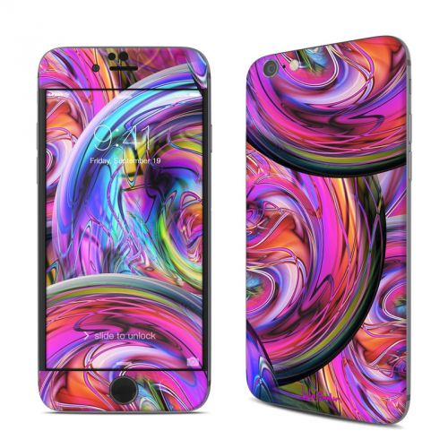 Marbles iPhone 6s Skin