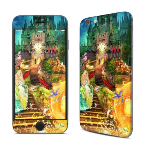Midnight Fairytale iPhone 6s Skin