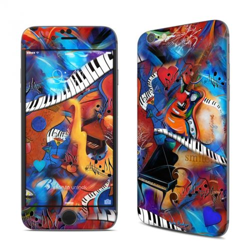 Music Madness iPhone 6s Skin