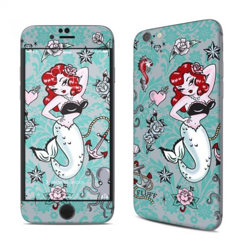 Molly Mermaid iPhone 6s Skin
