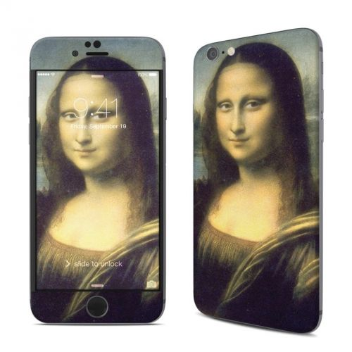 Mona Lisa iPhone 6s Skin
