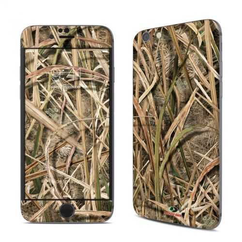 Shadow Grass Blades iPhone 6s Skin