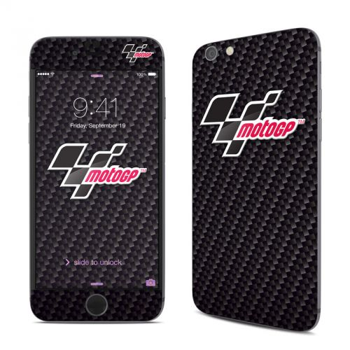 MotoGP Carbon Fiber Logo iPhone 6s Skin