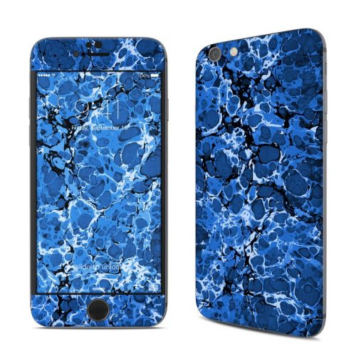 Marble Bubbles iPhone 6s Skin
