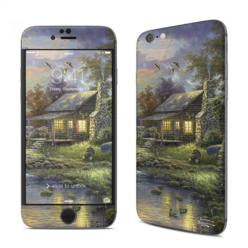 Natures Paradise iPhone 6s Skin