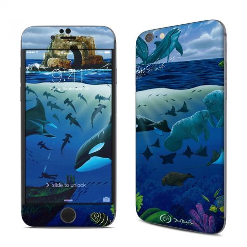 Oceans For Youth iPhone 6s Skin