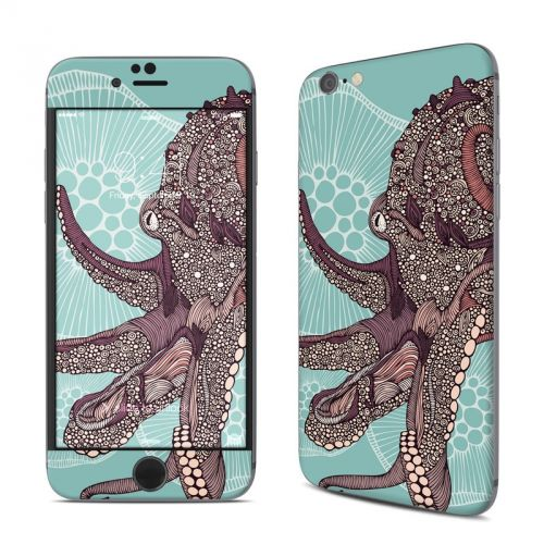 Octopus Bloom iPhone 6s Skin