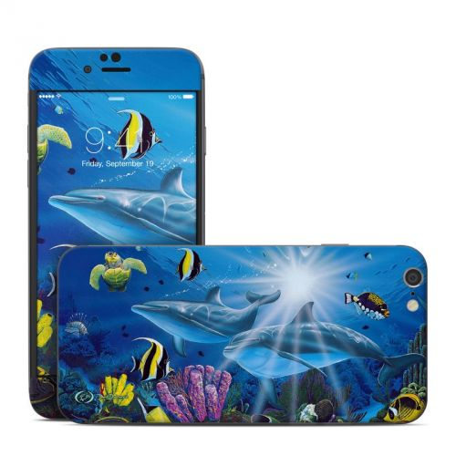 Ocean Friends iPhone 6s Skin