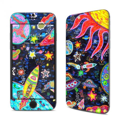 Out to Space iPhone 6s Skin