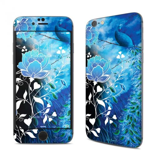 Peacock Sky iPhone 6s Skin
