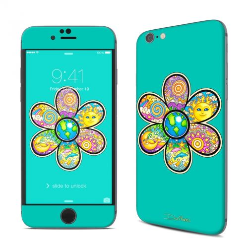 Peace Flower iPhone 6s Skin