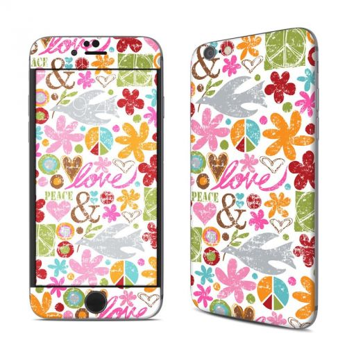 Peace Things iPhone 6s Skin